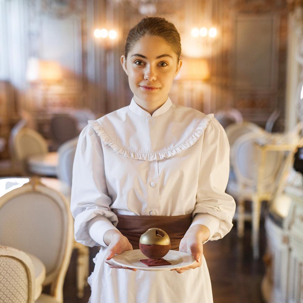 Confectionery Cafe Pushkin