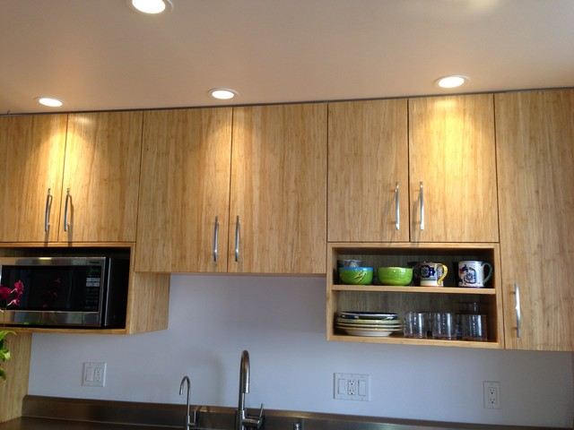 Bamboo Cabinets