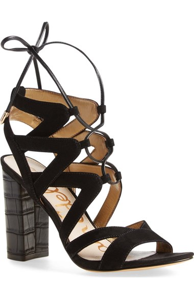 Sam Edelman 'Yardley' Lace-Up Sandal