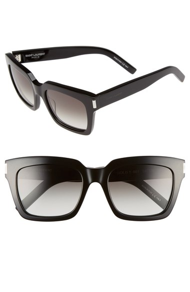 Nordstrom Saint Laurent Sunglasses