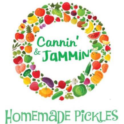 Cannin' & Jammin'   Homemade pickles and sauces!