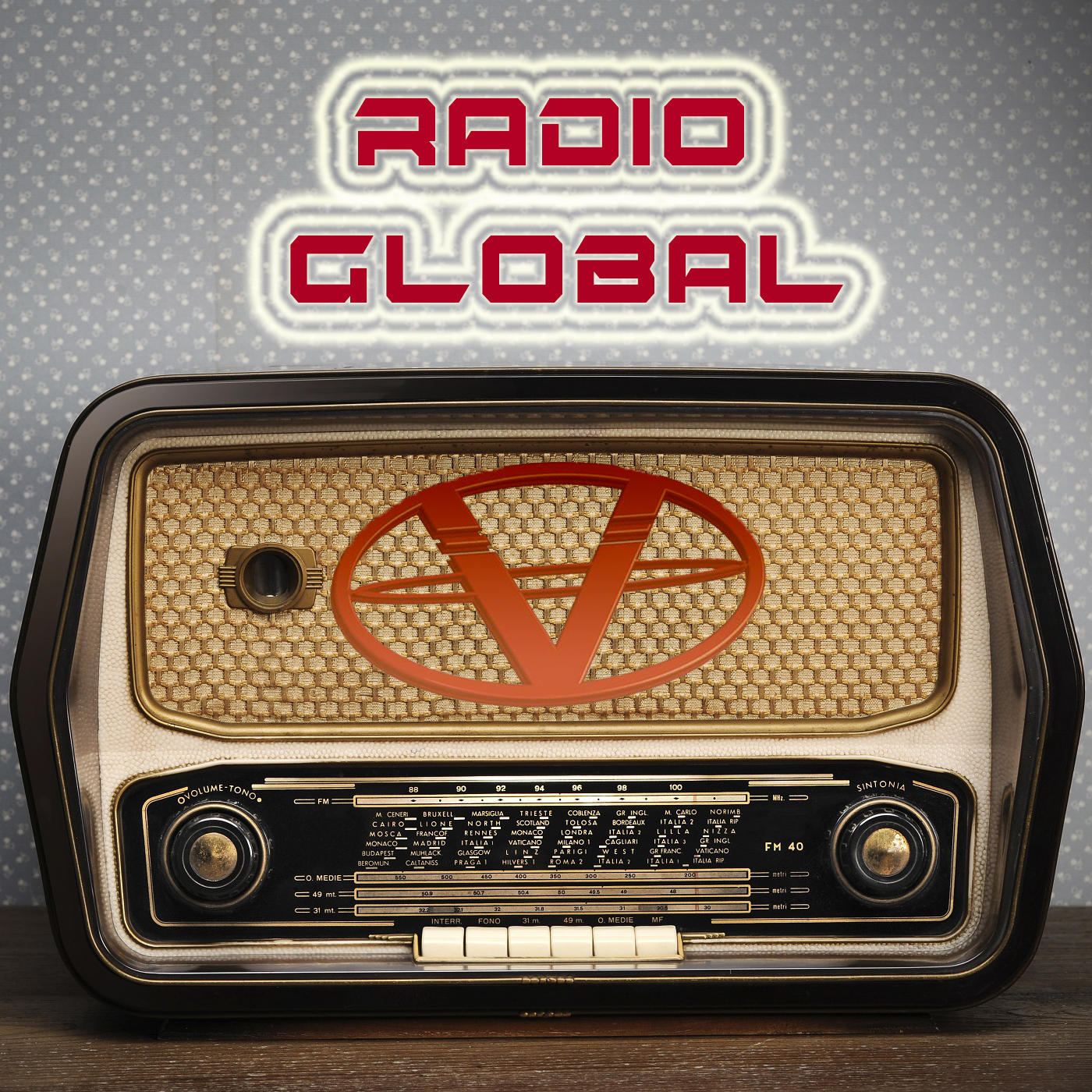 Volcanik Entertainment Radio Global - DJ Volcanik