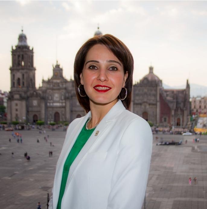 Tanya Müller García, Secretaria del Medio Ambiente, Ciudad de México