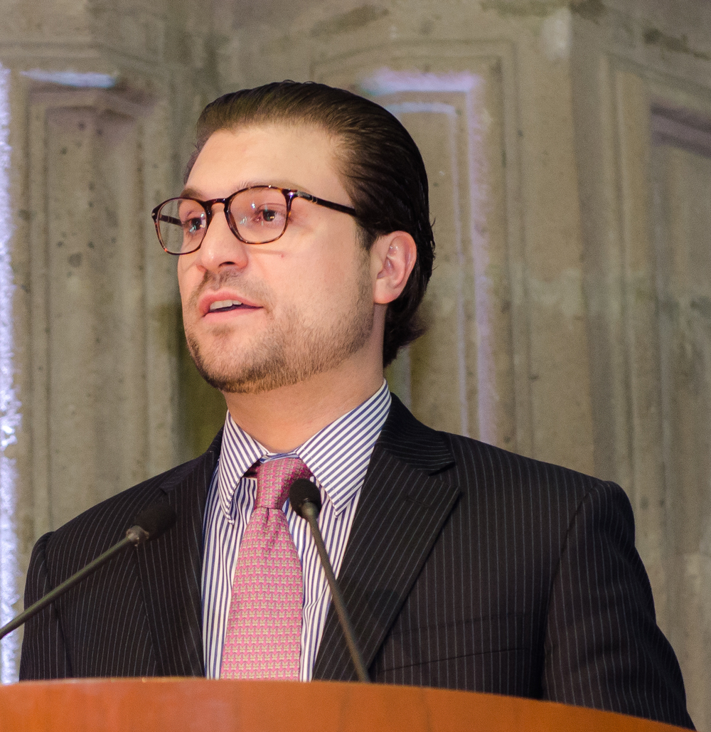 Daniel Marroquín, Director de Banca Institucional Metropolitana, BANAMEX