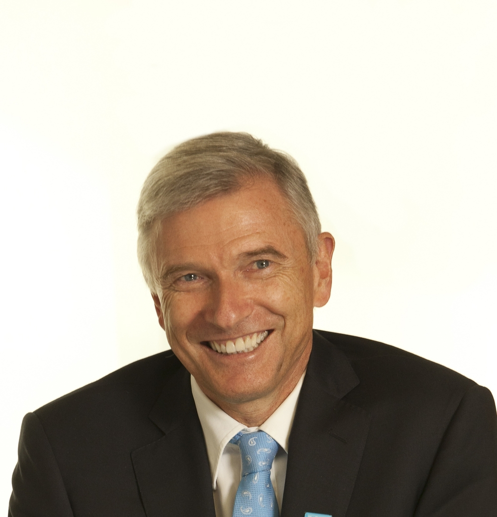 Michael Stumpp, Presidente, Grupo BASF, México, Centroamérica y el Caribe