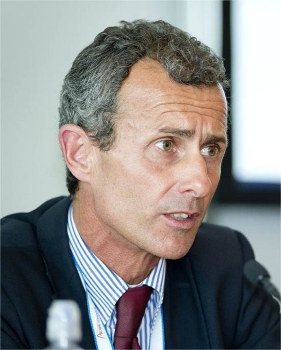 Carlo C. Galli Technical and Strategic Adviser for Water Resources, Nestlé.