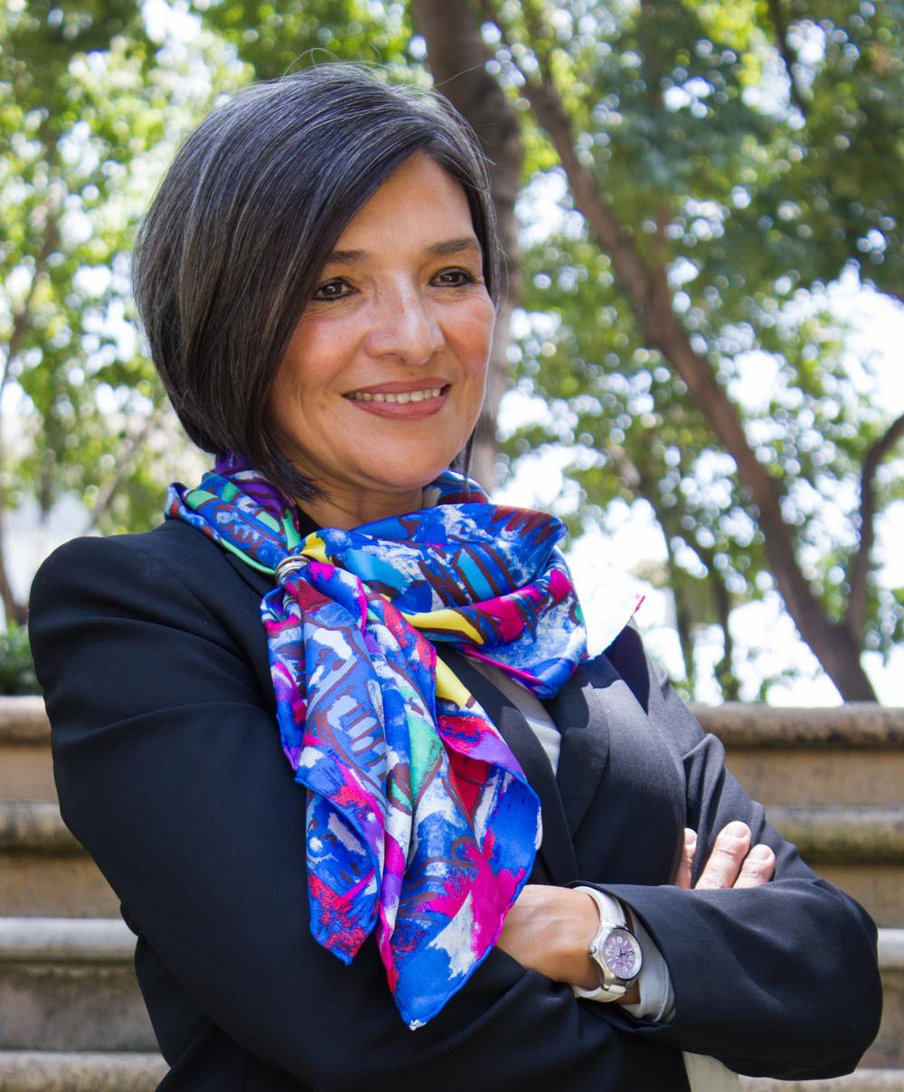 Dra. Isabel Studer Directora Fundadora, Instituto Global para la Sostenibilidad, EGADE Business School Tecnológico de Monterrey.