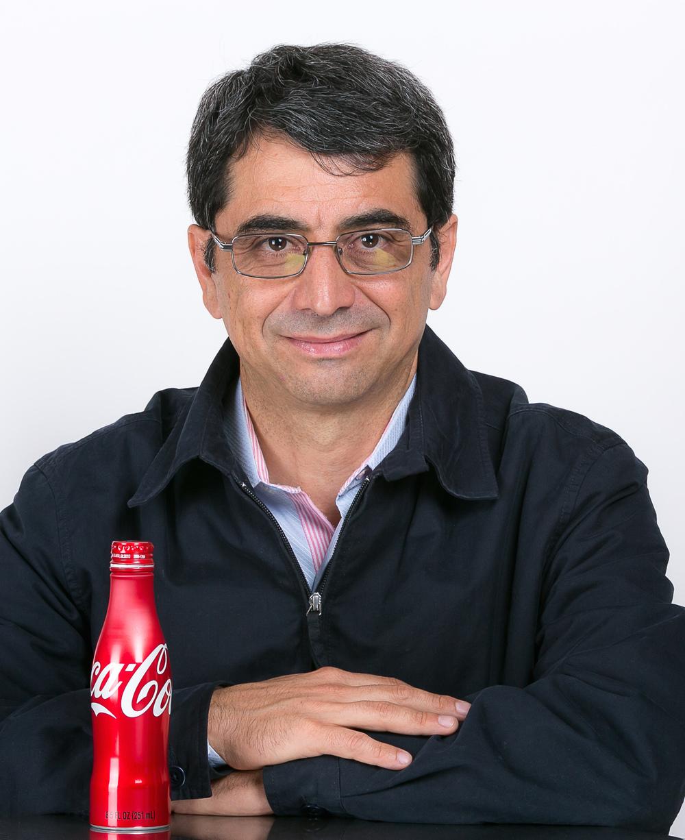 Oscar Martínez Subdirector de Sustentabilidad Ambiental, Coca-Cola de México.
