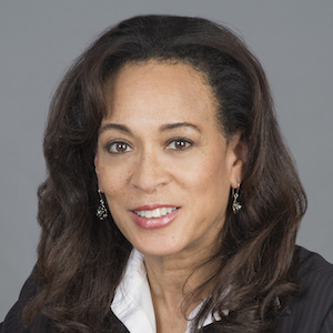 Marcene Broadwater, Directora Global, Estrategia y Desarrollo de Negocios, Climate Business Group, International Finance Corporation.