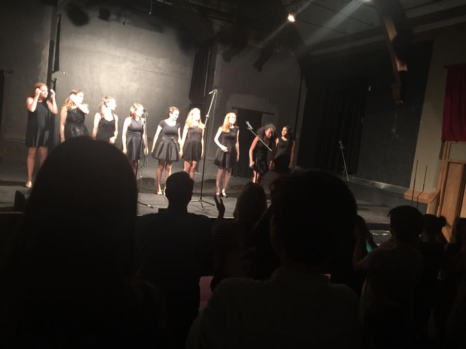 High School Musical Theatre Workshop Final Performance.