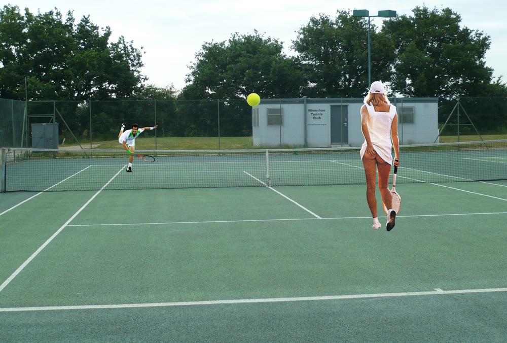 Tennis fever