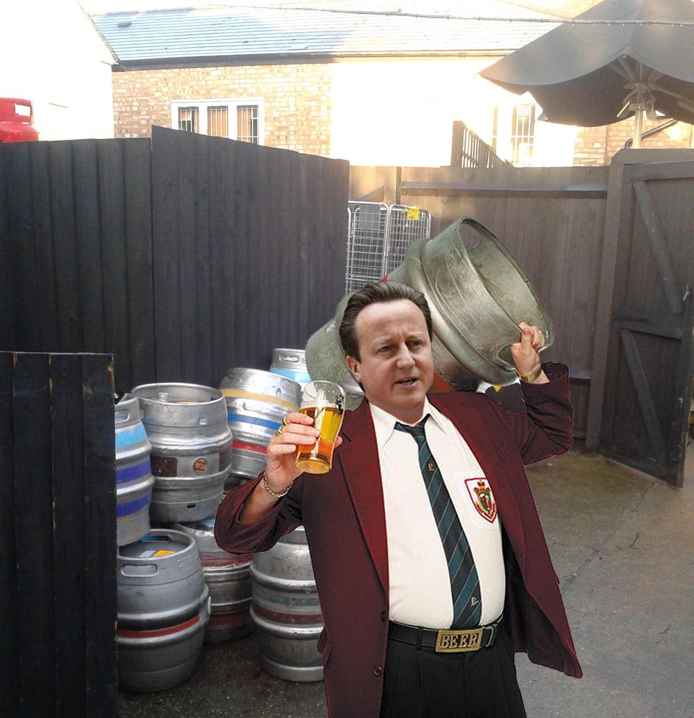 Davcam pub landlord