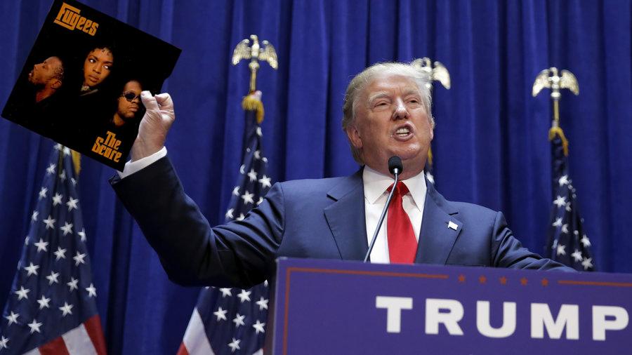 Donald fugees