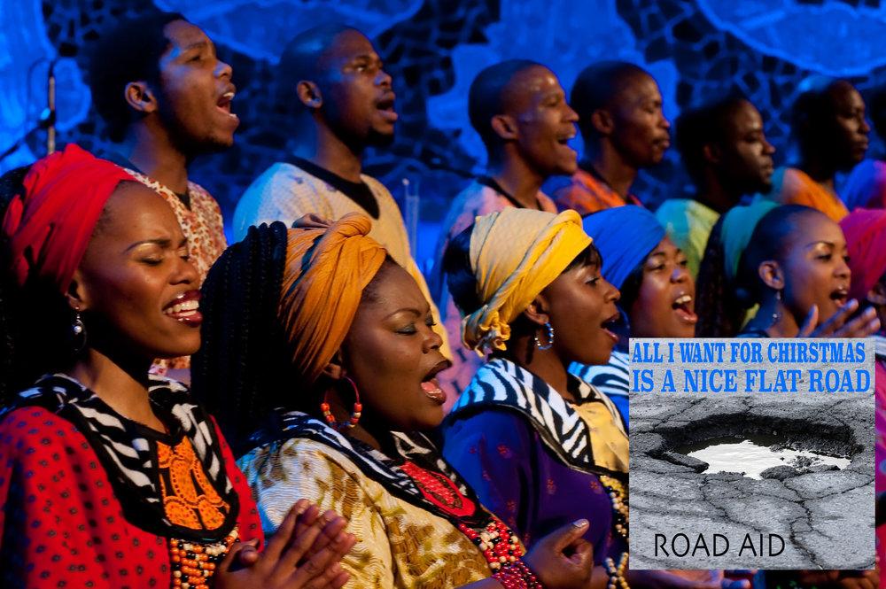 Africa road aid