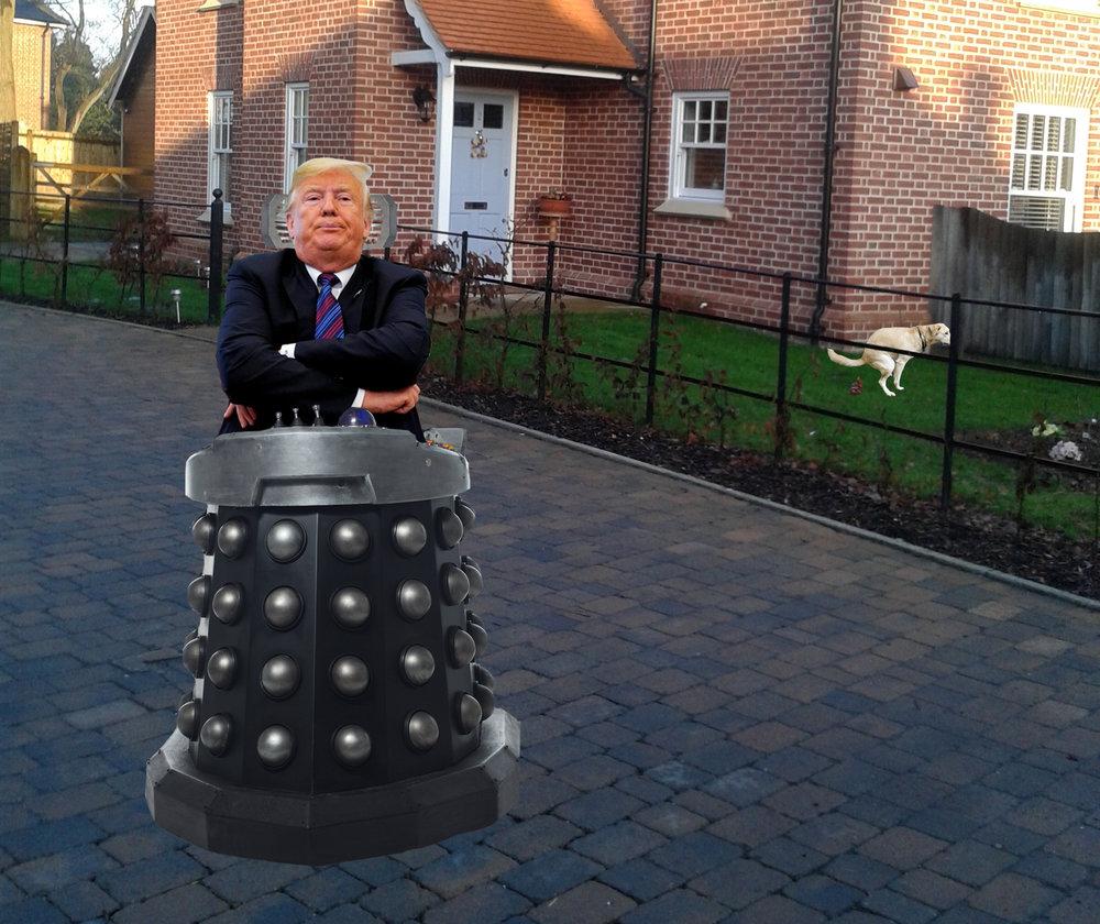 Trump Dalek