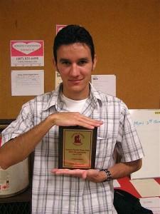 Yilmer Guzman wins 2007 CFCC Club Championship