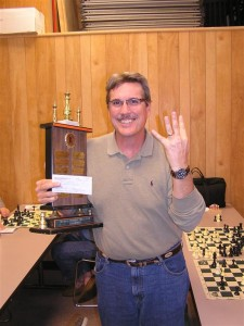 Larry Storch wins his 4th championship title!