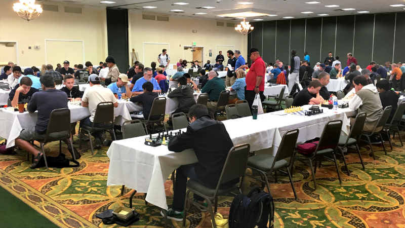 Board One, Round 2 of the CFCC Class Championship, held at the International Palms Resort Convention Center, January 29-31, 2016.
