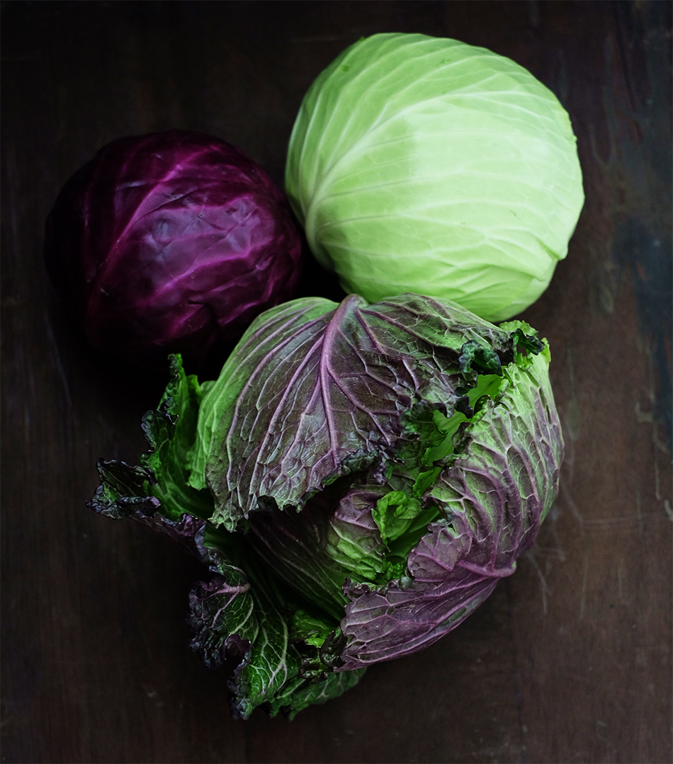 Our Year of Food: January is for Cabbage