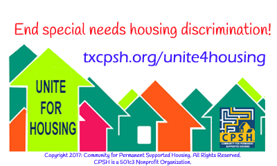 End special needs housing discrimination