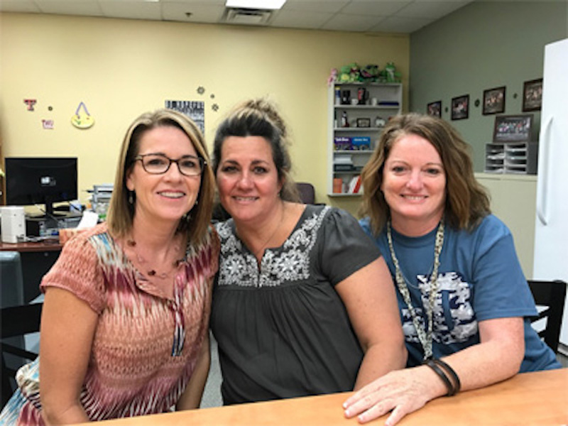 Lake Dallas ISD - DLynn Killham (Transition Specialist), Kelly Pickens (LDISD Board of Trustees), and Desiree Beard (Lake Dallas Middle School Library Media Teacher) have teamed up to create resources for families of students of special needs.Subscribe to their video channel