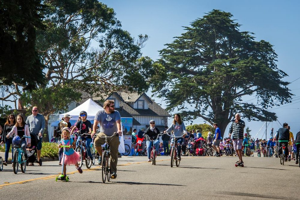 Open Streets Santa Cruz - October 14th, 2018