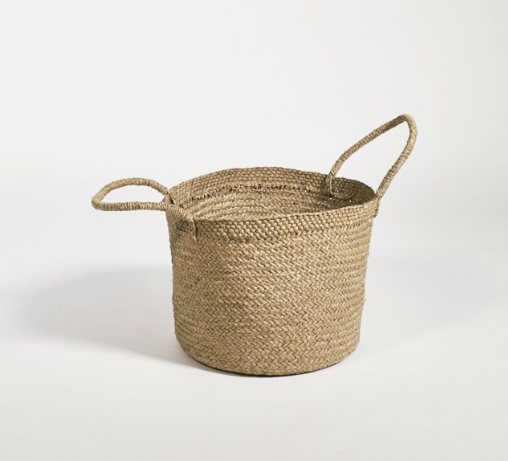 POPPY AND CO BOMBA WOVEN BASKET $65