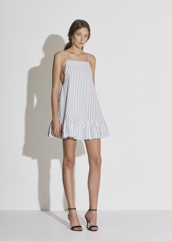 SIR THE LABEL DIANA SWING DRESS $240
