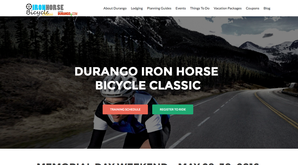 Durango Iron Horse Classic
