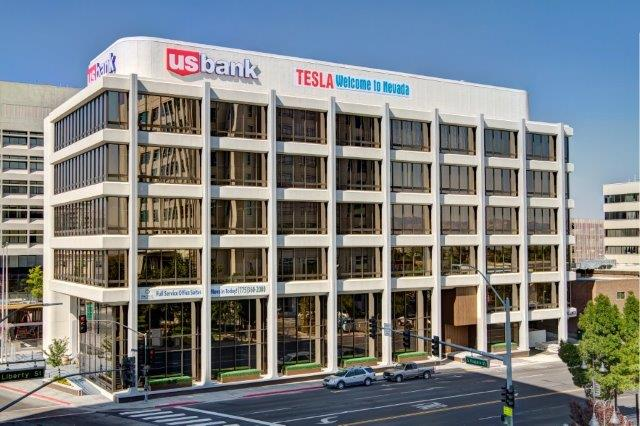 US Bank Tesla Sign Midday.jpg