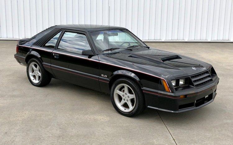 1982 Mustang Gt 4 Speed Stallion Autosport