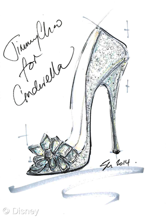 Jimmy Choo-Cinderella