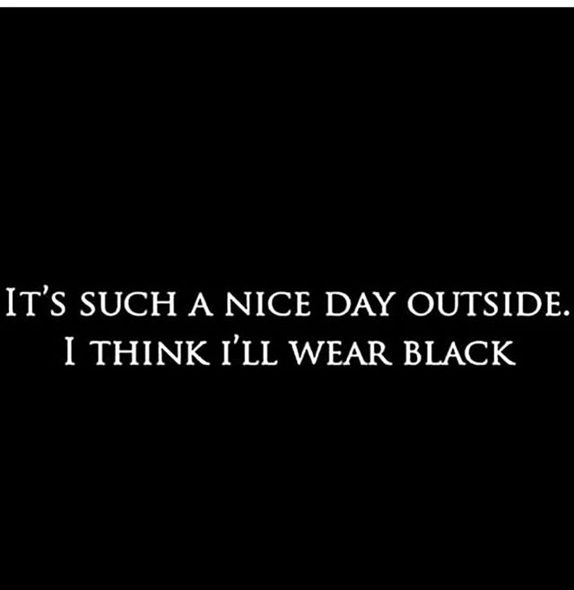 Right?  #fashion #black #style #mood #inspiration