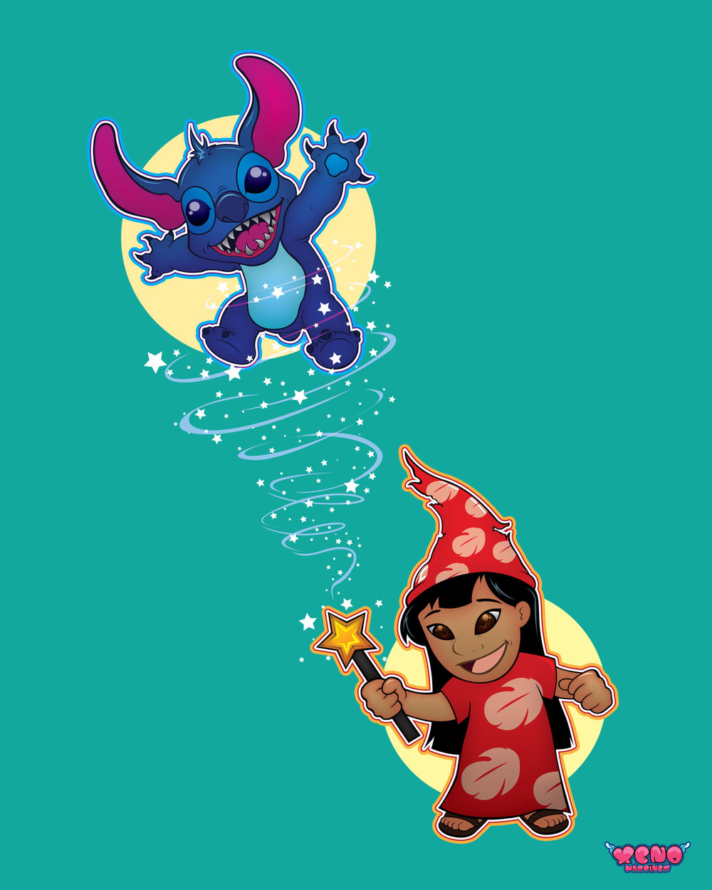 Lilo The Witch