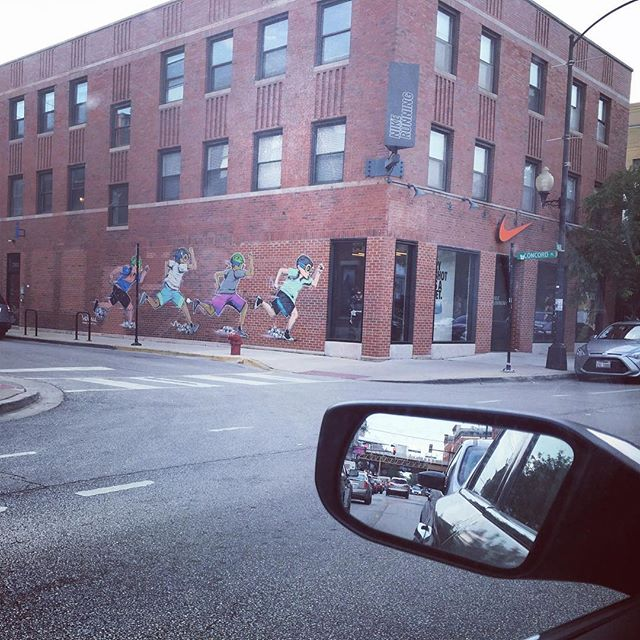 #chicagoart #streetart #Chicago
