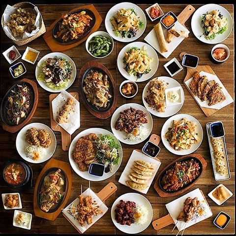 Friday nights call for an epic Korean-inspired feast. What's your favourite Korean dish? #regram @adelaidefoodcentral