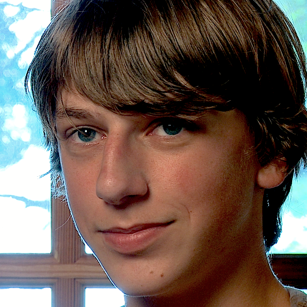 "Jonah (16) Leavenworth, WA Director's note: ""Good at absolutely everything but is astoundingly humble about it."""