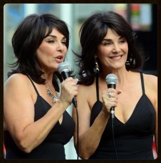Twins Judy and Joy