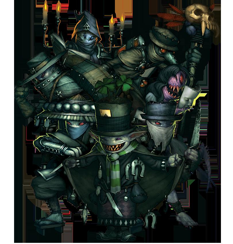 Malifaux Wyrd Games