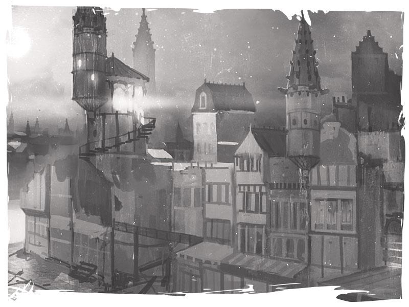 Malifaux City