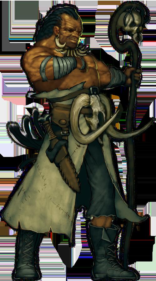 Malifaux - Arcanist -Marcus