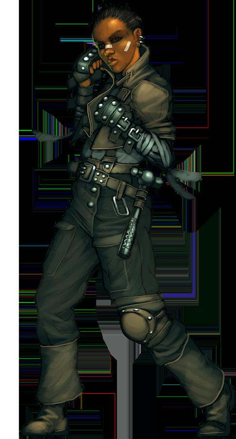 Malifaux - Arcanist -Ironsides