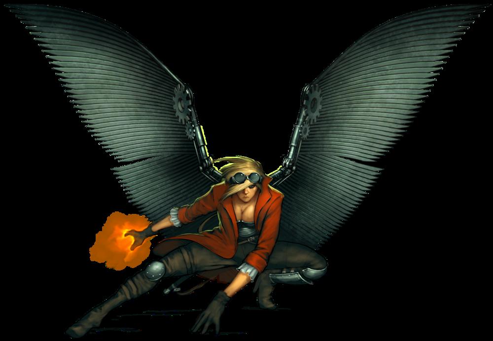 Malifaux - Arcanist -Kaeris