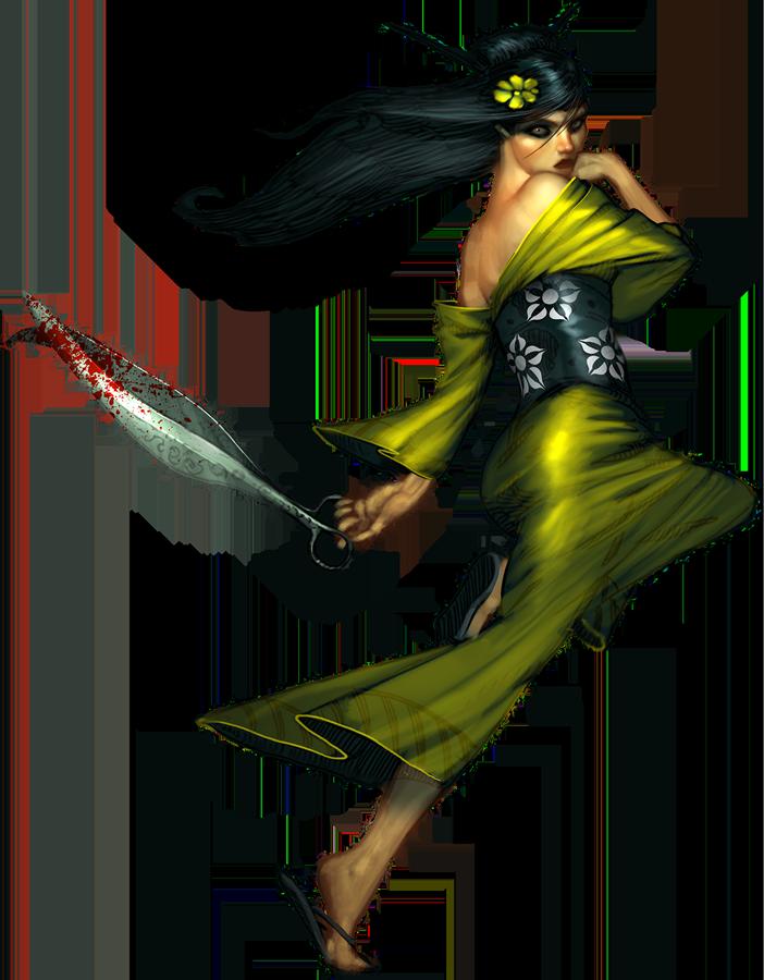 Malifaux - Resurrectionist- Kirai