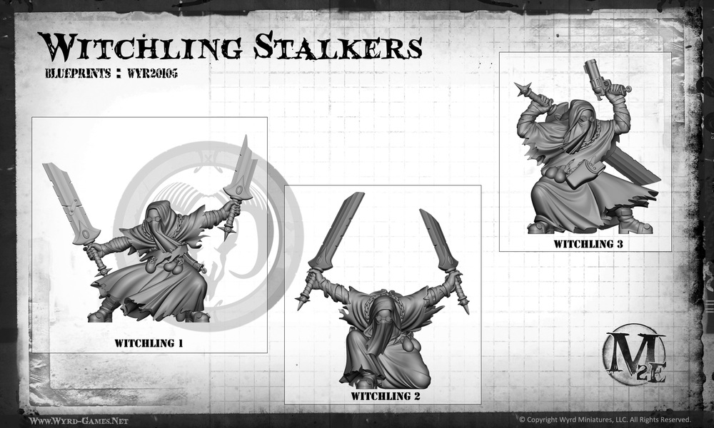 Witchling Stalkers Wyrd Games