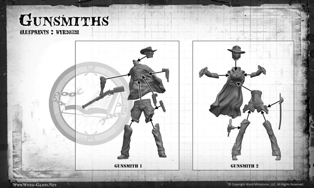 gunsmiths wyrd games
