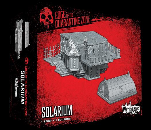 SOLARIUM - 1 Roof and 1 Building