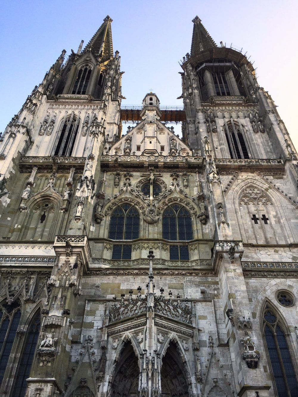 Christmas Eve // Regensburg, Germany