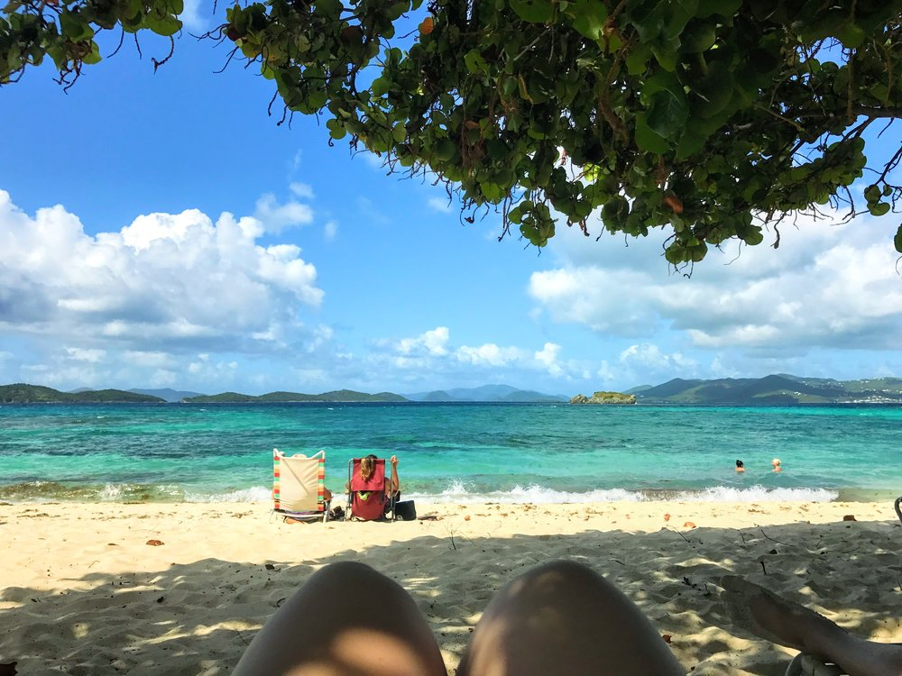 Perfect beach day 🏖️