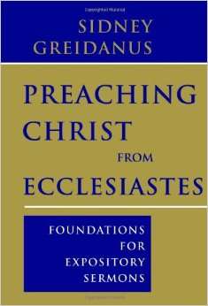 Good and concise explanations of each section with an emphasis on how each section points to Christ.
